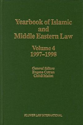 Yearbook of Islamic and Middle Eastern Law 1997/1998