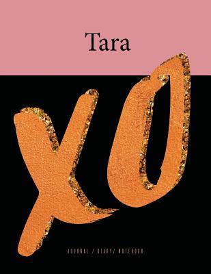 Tara XO Journal Diary Notebook