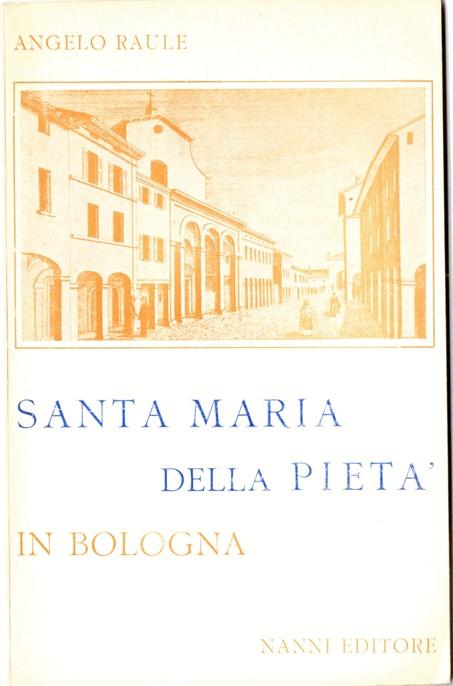 S. Maria della Pieta detta dei Mendicanti