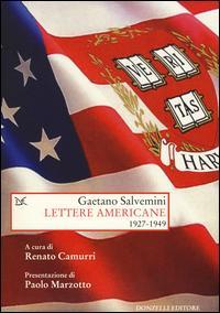 Lettere americane 1927-1949