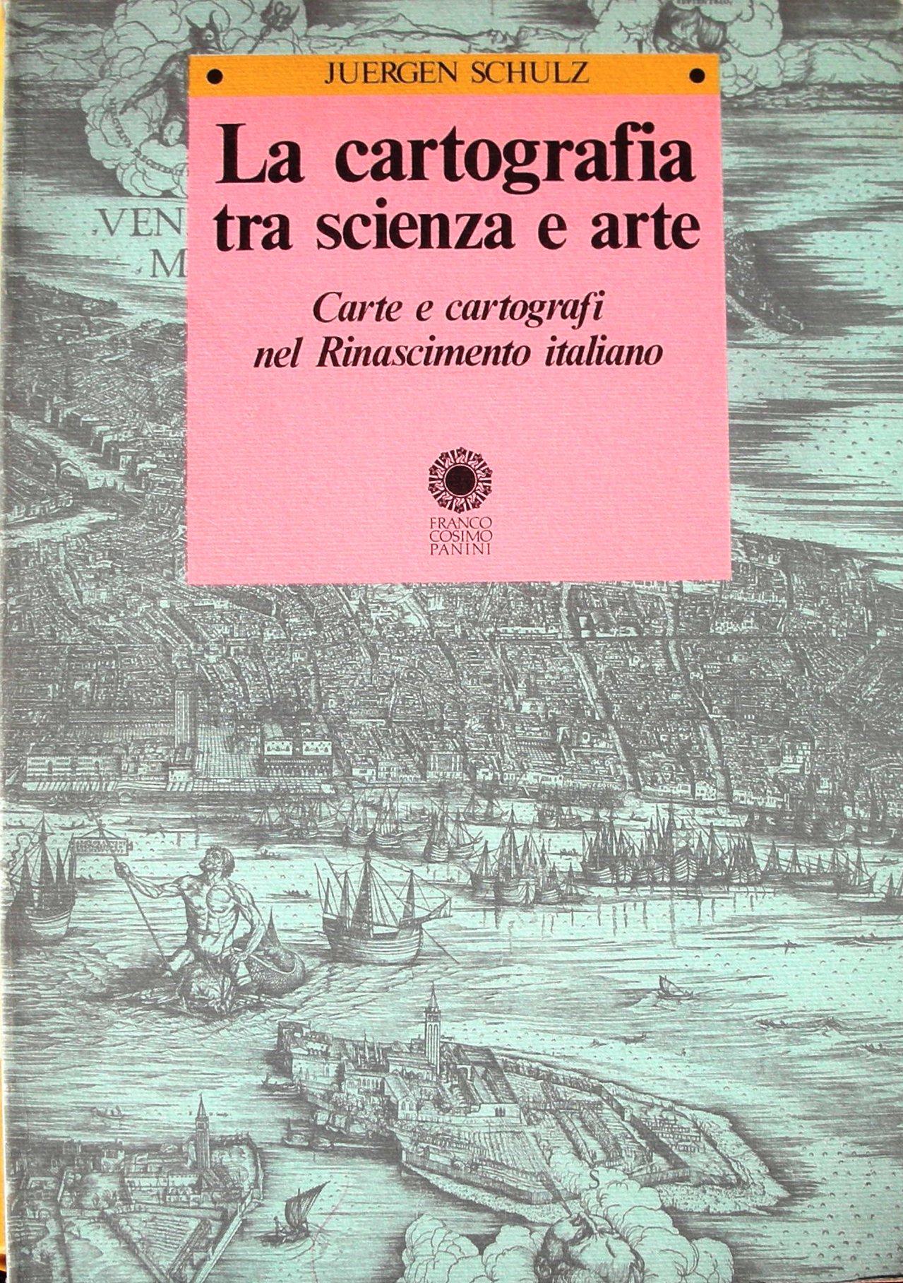 La cartografia tra scienza e arte