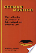 The Unification of Germany in International and Domestic Law