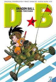 Dragon Ball Evergreen Edition vol. 4