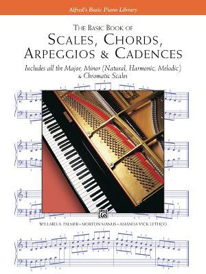 Basic Book of Scales, Chords, Arpeggios and Cadences