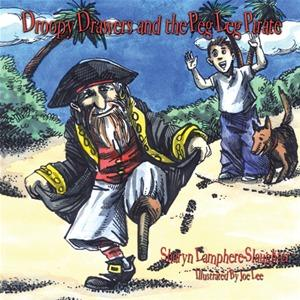 Droopy Drawers and the Peg Leg Pirate