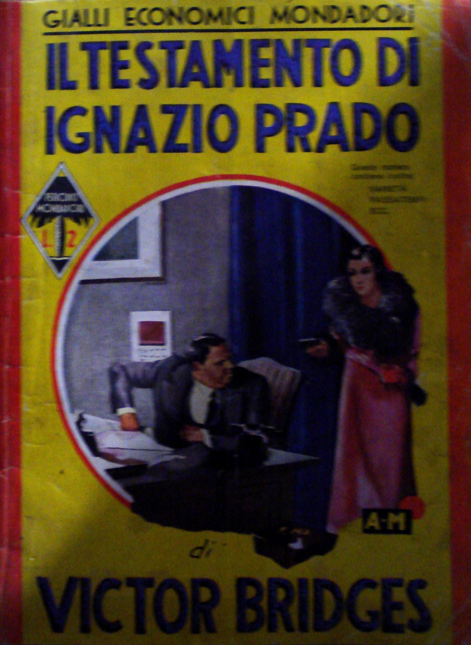 Il testamento di Ignazio Prado