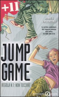 Regola n. 1: non toccare. Jump game