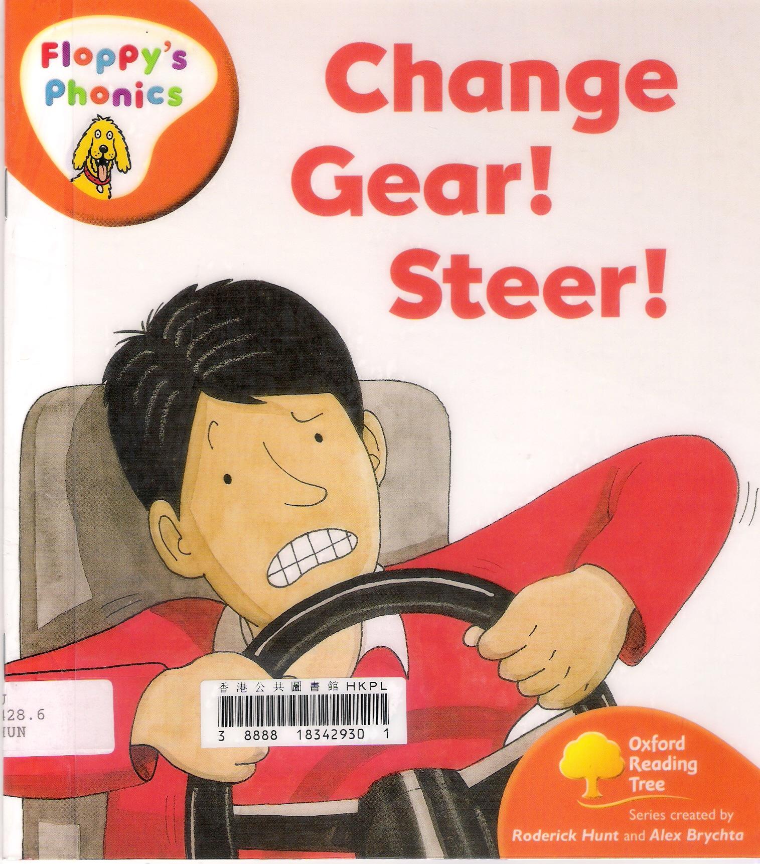 Floppy's Phonics Change Gear! Steer!