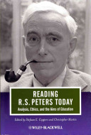 Reading R. S. Peters Today