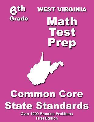 West Virginia 6th Grade Math Test Prep