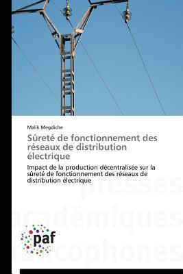 Surete de Fonctionnement des Reseaux de Distribution Electrique