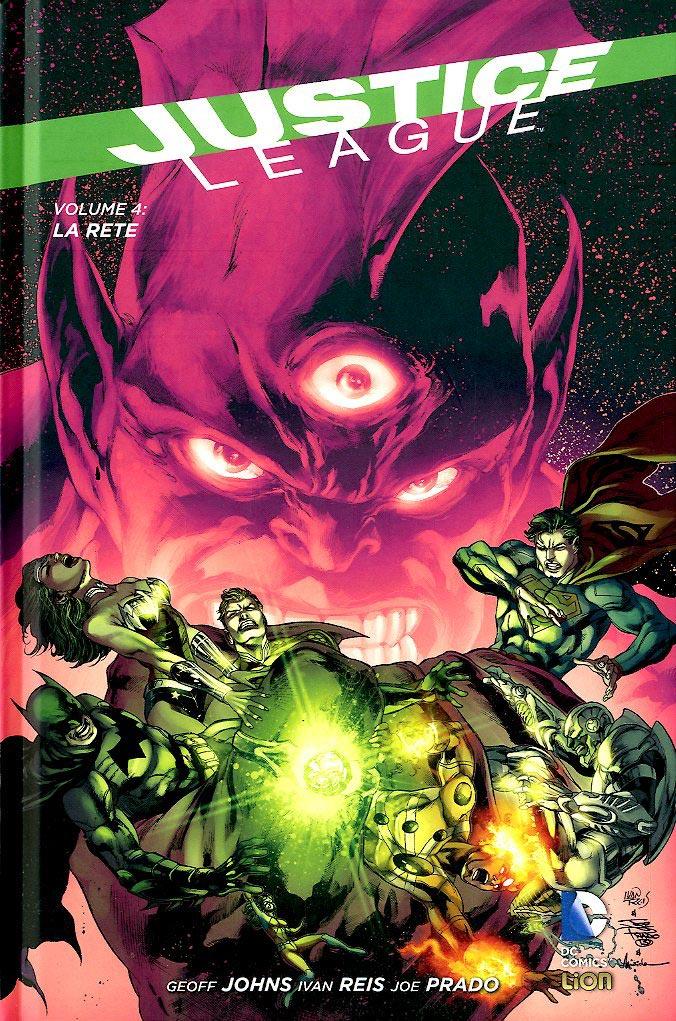 Justice League vol. ...