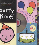 Amamzing Baby Party Time Cd Book