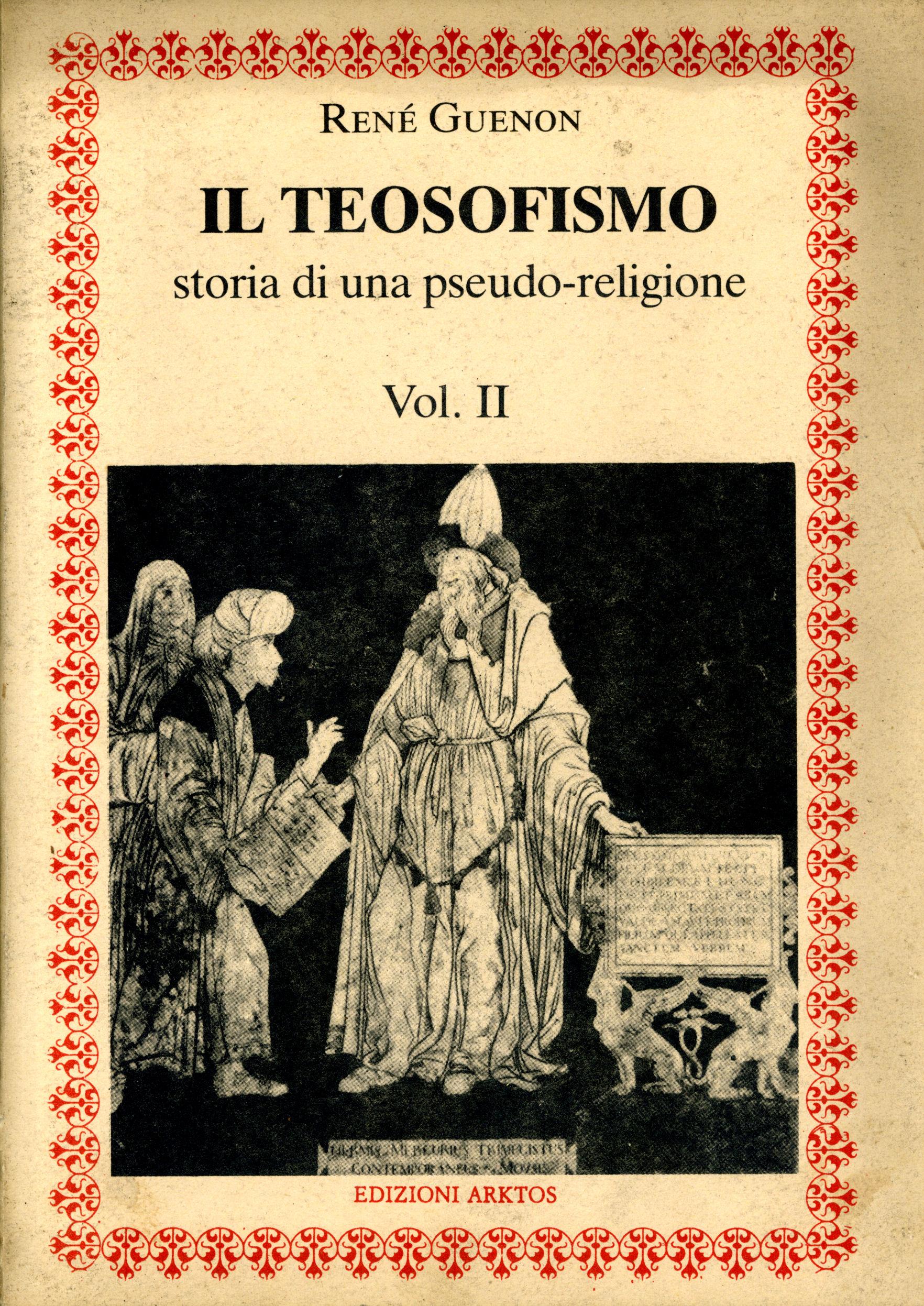 Il teosofismo - Vol II