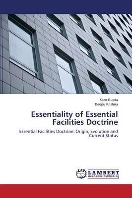 Essentiality of Esse...