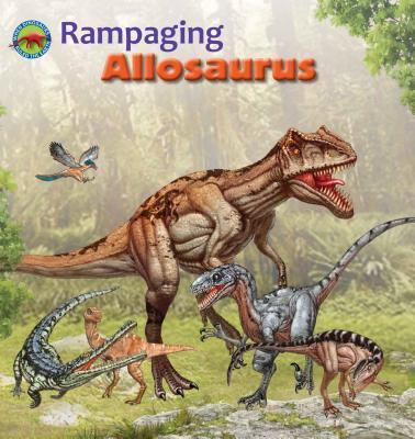 Rampaging Allosaurus