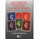 Great Britain King George VI Low Value Definitive Stamps