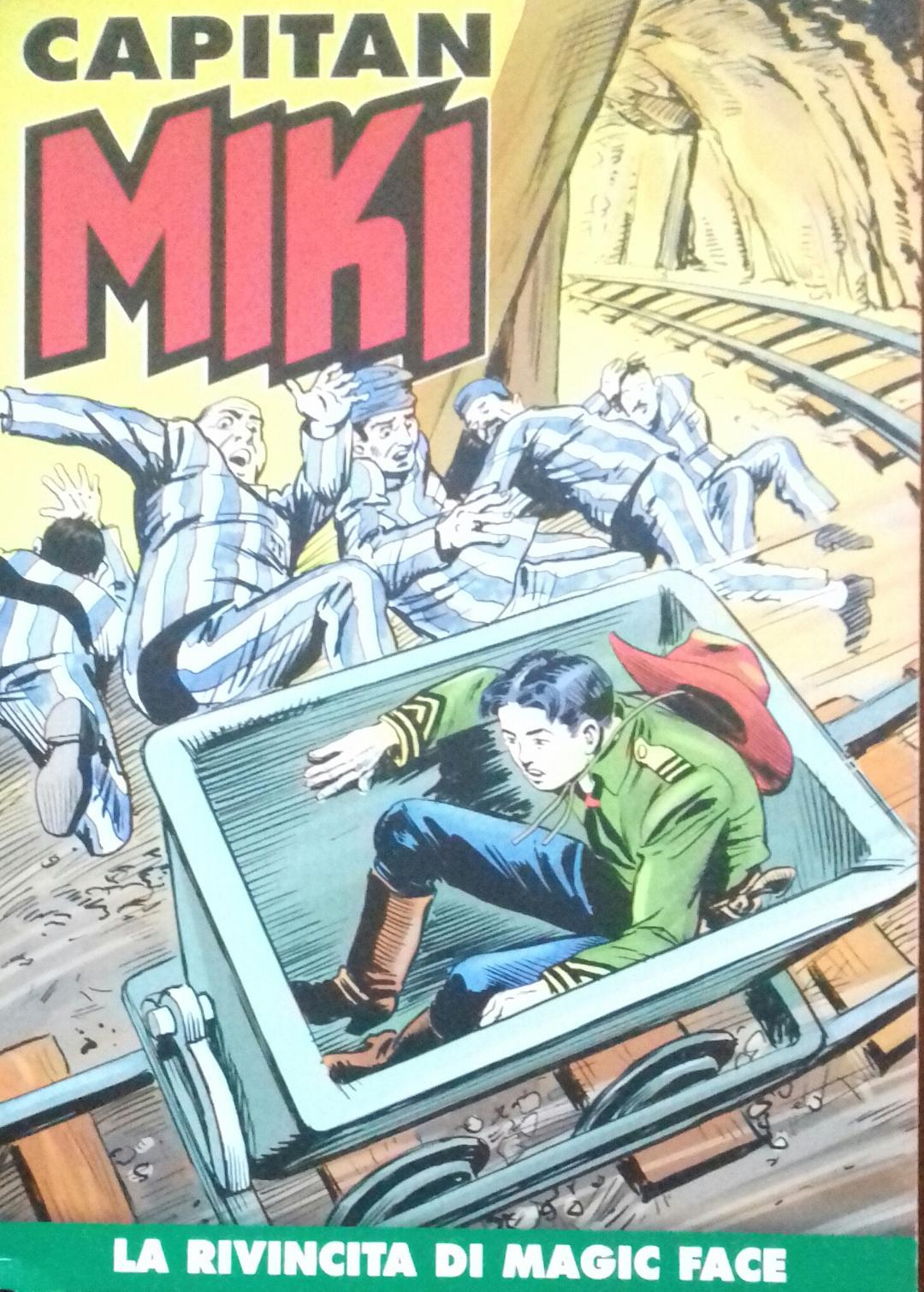 Capitan Miki n. 34