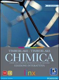 Chimica. Carbonio, biomolecole e metabolismo. Per la 5ª classe delle Scuole superiori. Con e-book. Con espansione online