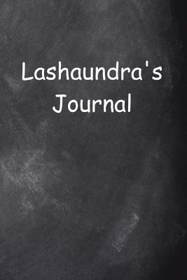 Lashaundra Personalized Name Journal