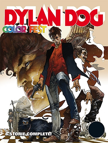 Dylan Dog Color Fest n. 11