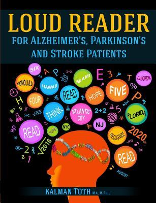 Loud Reader for Alzheimer's, Parkinson's & Stroke Patients