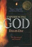 Experiencing God Day...