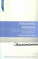 Teaching Romans, Vol...