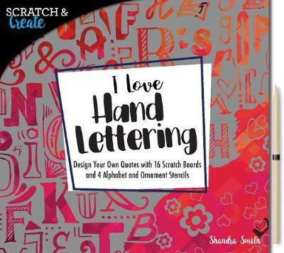 I Love Hand Lettering
