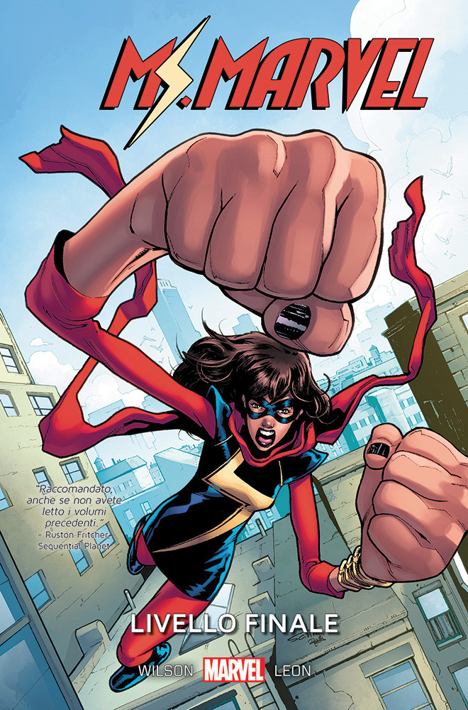 Ms. Marvel vol. 10