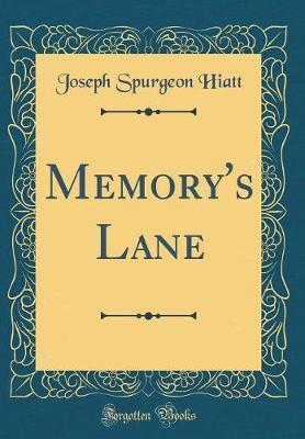 Memory's Lane (Classic Reprint)