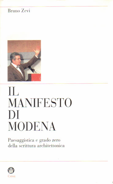 Il manifesto di Mode...