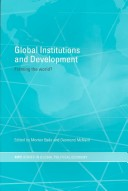 Global Institutions and Development