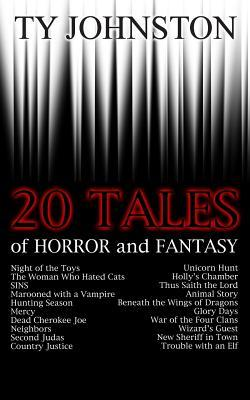 20 Tales of Horror a...