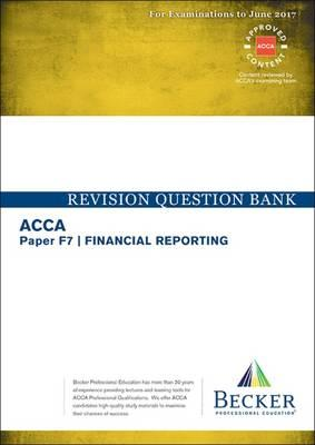 ACCA Approved - F7 Financial Reporting