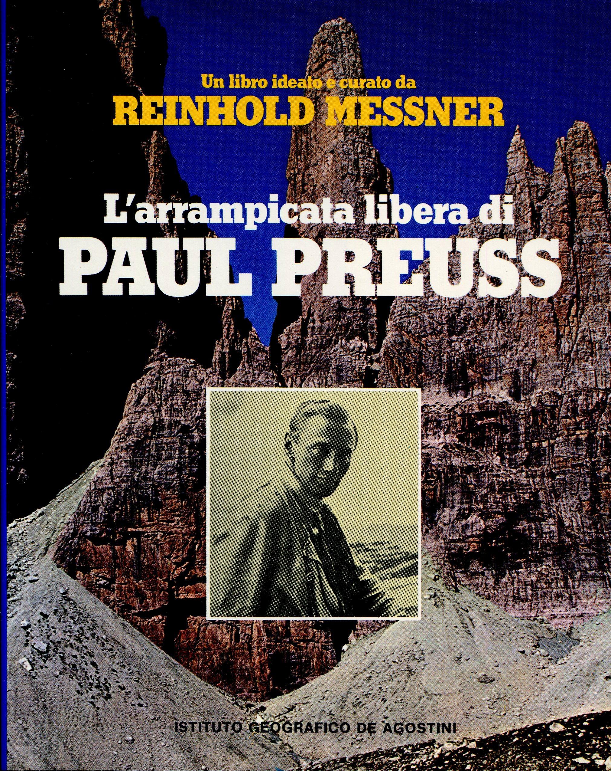 L'arrampicata libera di Paul Preuss