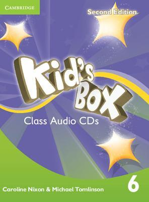 Kid's Box Updated. Level 6