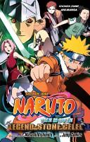 Naruto The Movie Ani-Manga, Volume 2