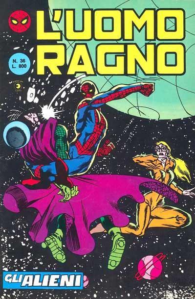 L'Uomo Ragno (2a serie) n. 36