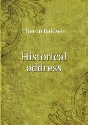 Historical Address