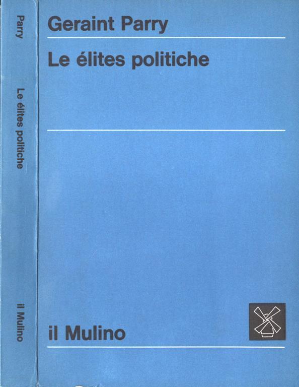 Le élites politiche