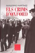 Els crims d'Oxford