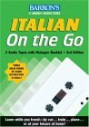 Italian On the Go with Audiocassettes