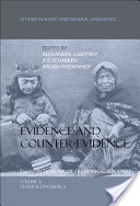 Evidence and Counter-Evidence