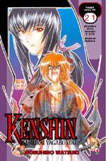 Kenshin vol.21