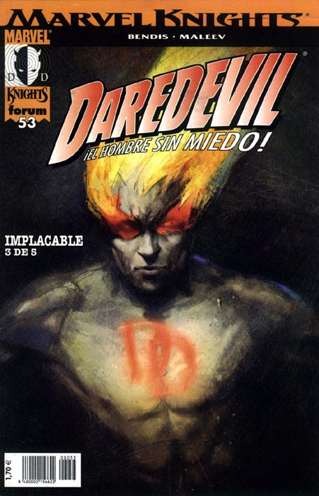 Marvel Knights: Daredevil Vol.1 #53 (de 56)