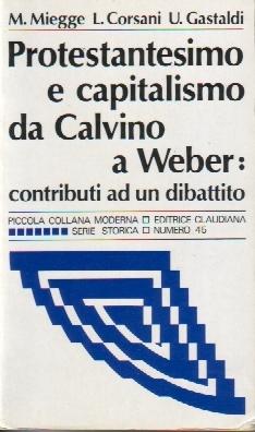 Protestantesimo e capitalismo