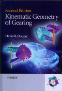 Kinematic Geometry of Gearing