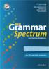 New Grammar Spectrum