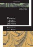 Philosophy, Literatu...